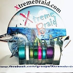 8 Strands XB 328 Yards (10lbs-80lbs)