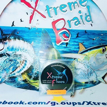 Xtreme-Fluoro (50 lbs-32 Yards)